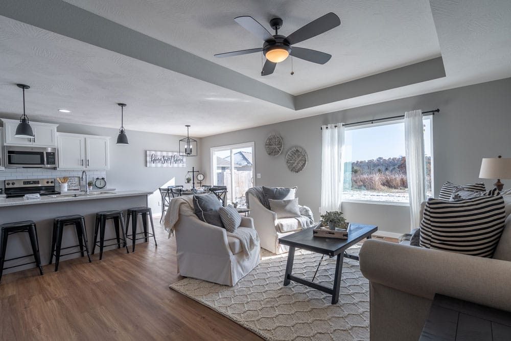 Experience the Trendsetter Homes Advantage
