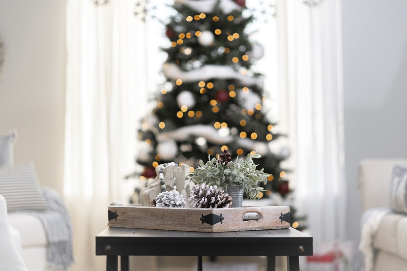 Blending Old & New: Holidays in Your New Homes