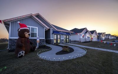 Merry Christmas from Trendsetter Homes!